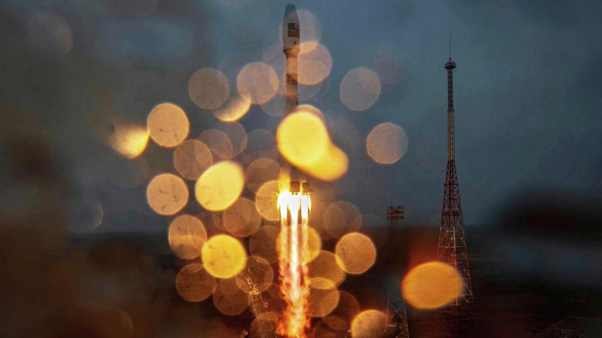 Un cohete (imagen referencial) - Sputnik Mundo, 1920, 05.04.2021