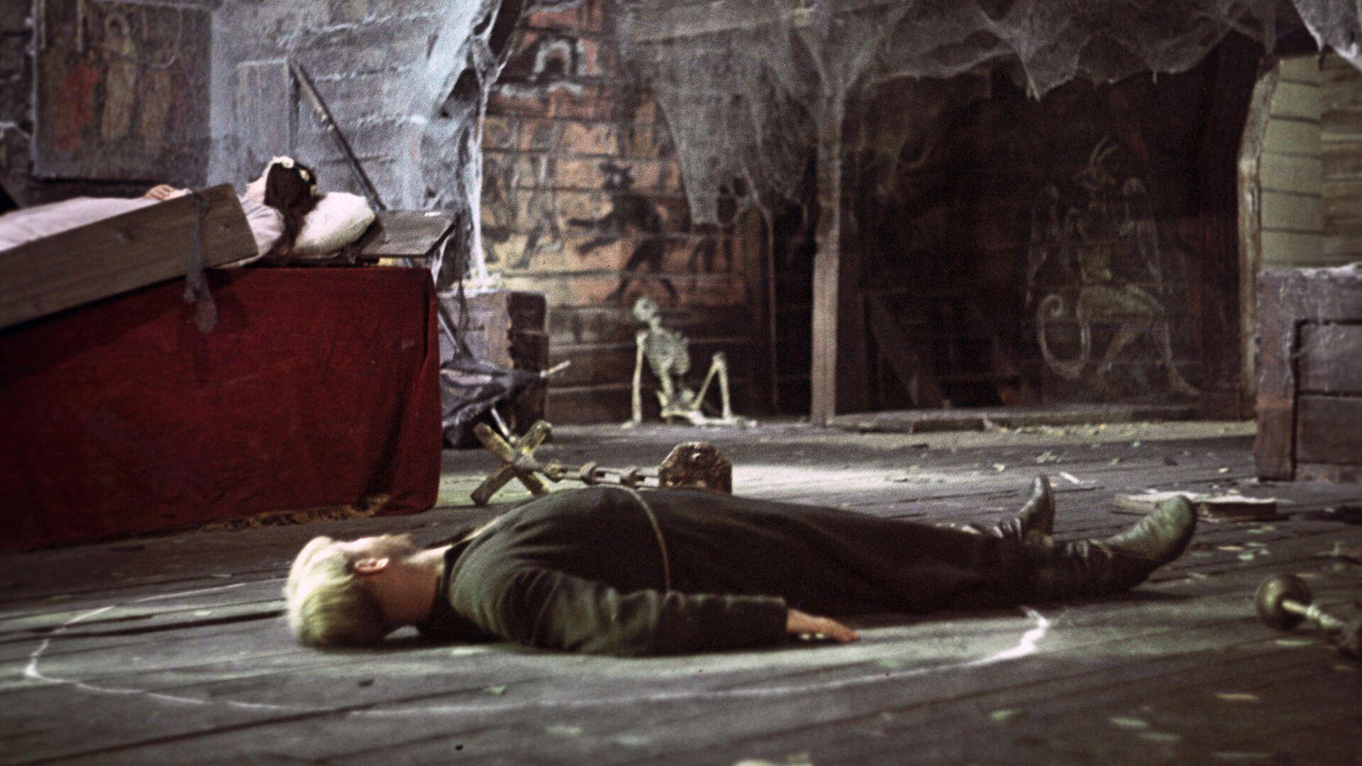 Una de las escenas de la película Viyi - Sputnik Mundo, 1920, 02.04.2021