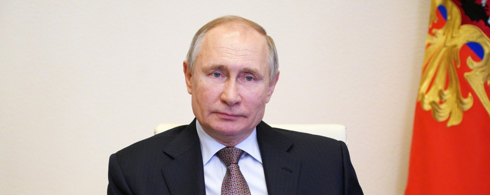 Vladímir Putin, presidente de Rusia - Sputnik Mundo, 1920, 04.06.2021