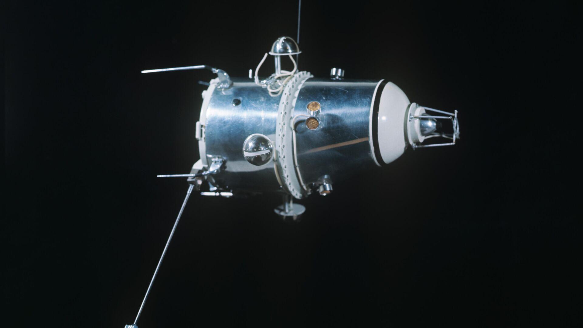 Estación Luna-10 - Sputnik Mundo, 1920, 03.04.2021