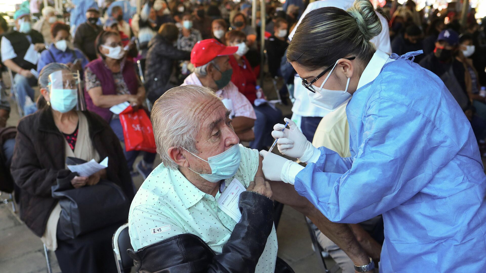 México acumula 204 mil 11 muertes por Covid-19