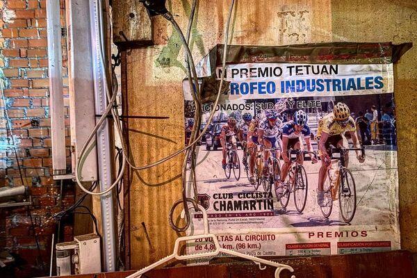Taller de bicicletas del Perucha en Madrid - Sputnik Mundo