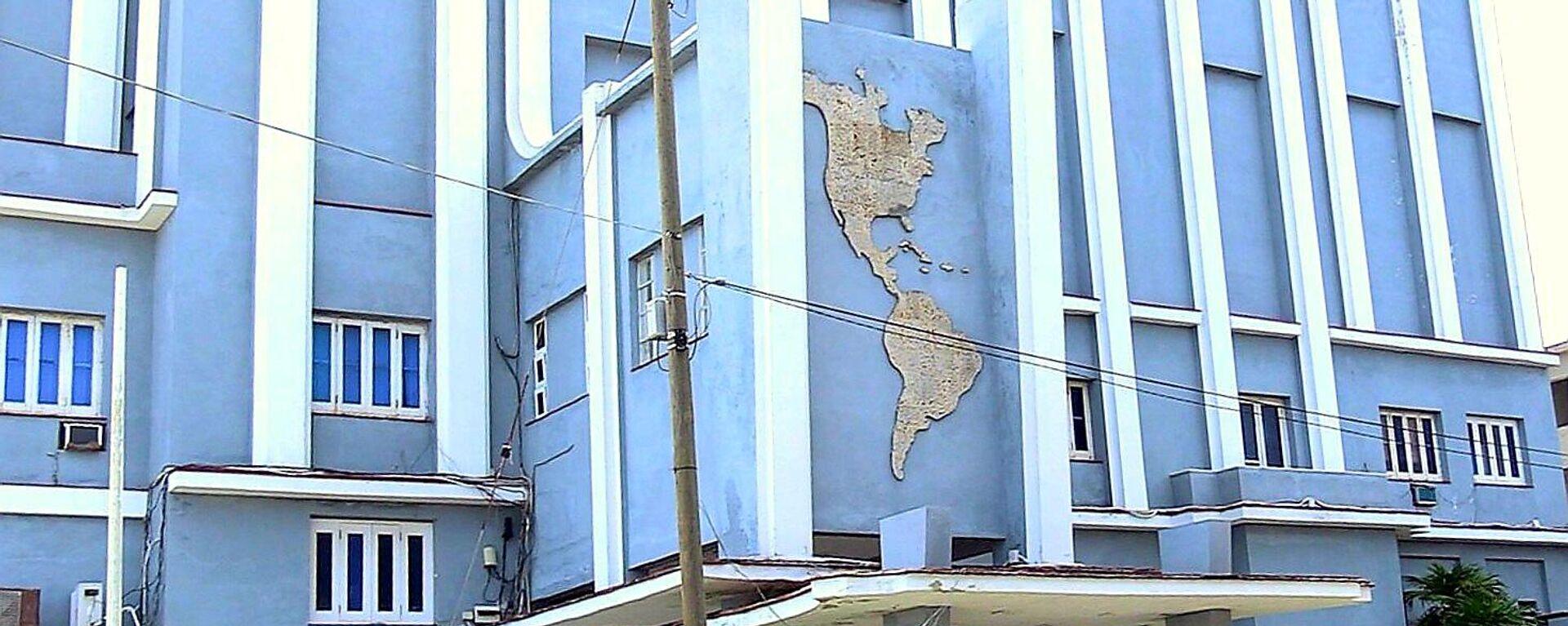 Casa de las Américas - Sputnik Mundo, 1920, 06.04.2021