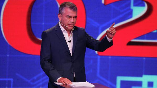 Julio Guzmán, el candidato a la presidencia de Perú - Sputnik Mundo