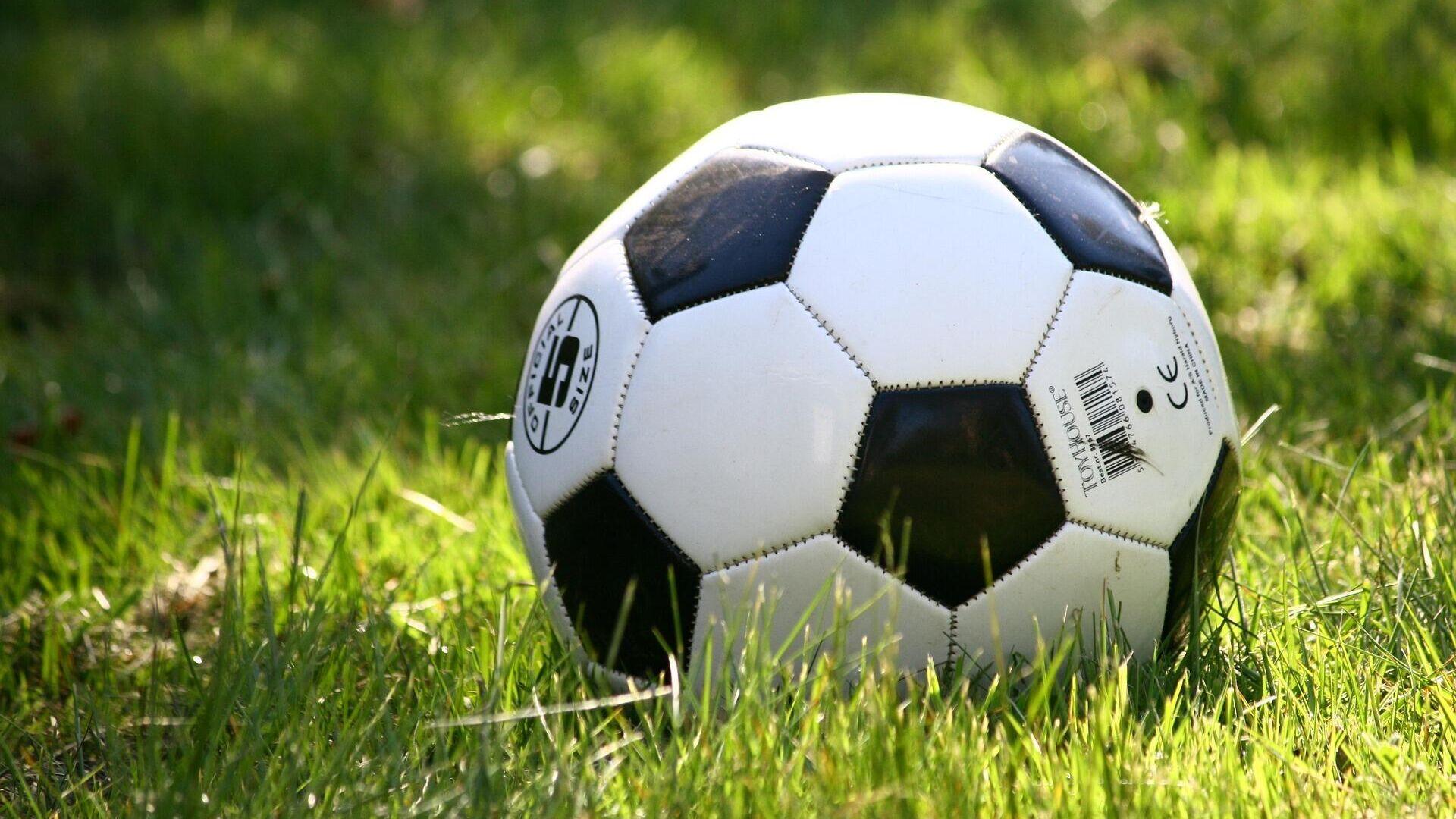 balón de fútbol (imagen referencial) - Sputnik Mundo, 1920, 07.04.2021