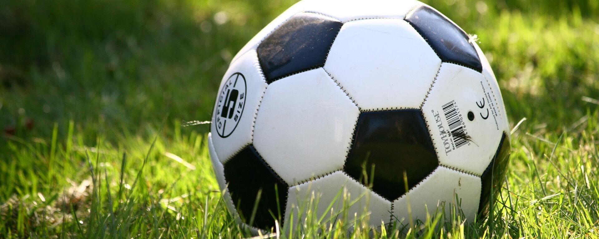 balón de fútbol (imagen referencial) - Sputnik Mundo, 1920, 24.05.2021