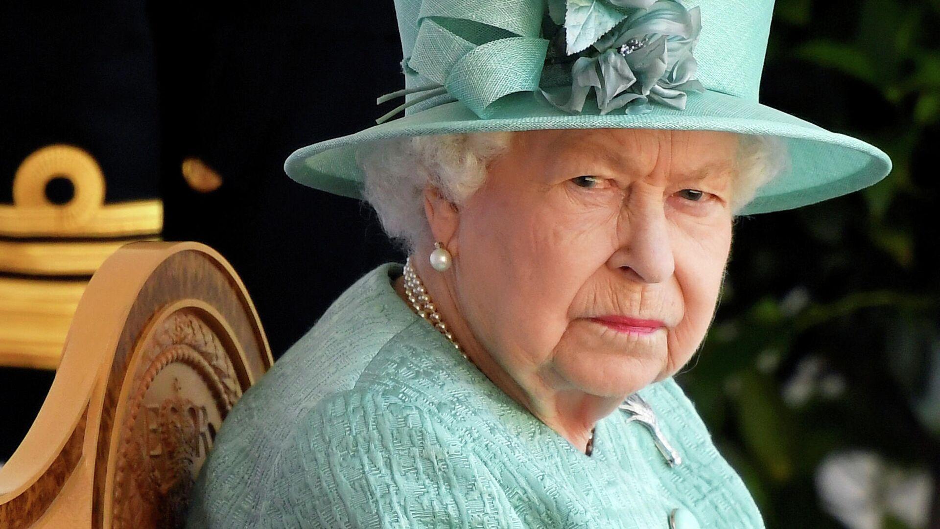 La reina Isabel II - Sputnik Mundo, 1920, 07.04.2021