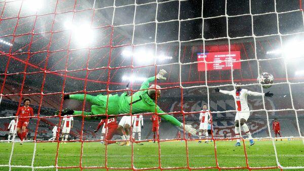 Bayern Múnich vs PSG - Sputnik Mundo