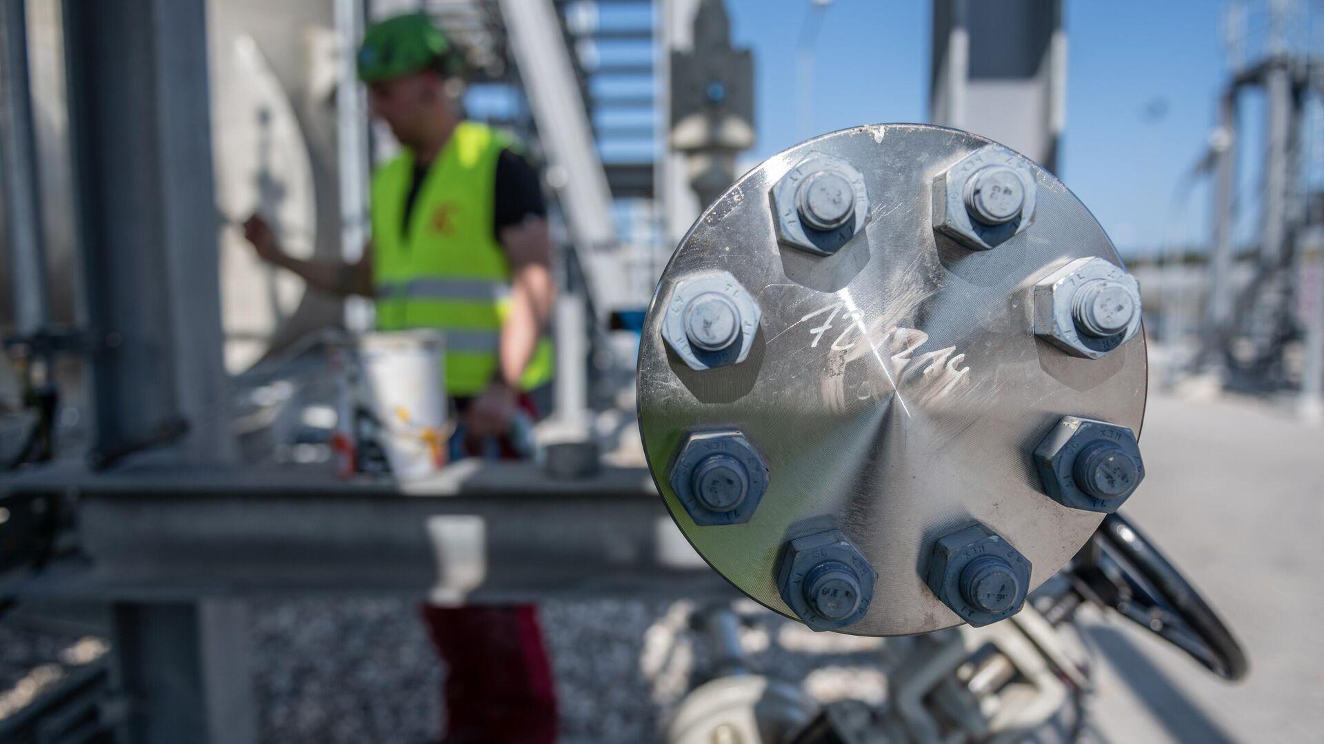 Construcción del gasoducto Nord Stream 2 - Sputnik Mundo, 1920, 08.04.2021