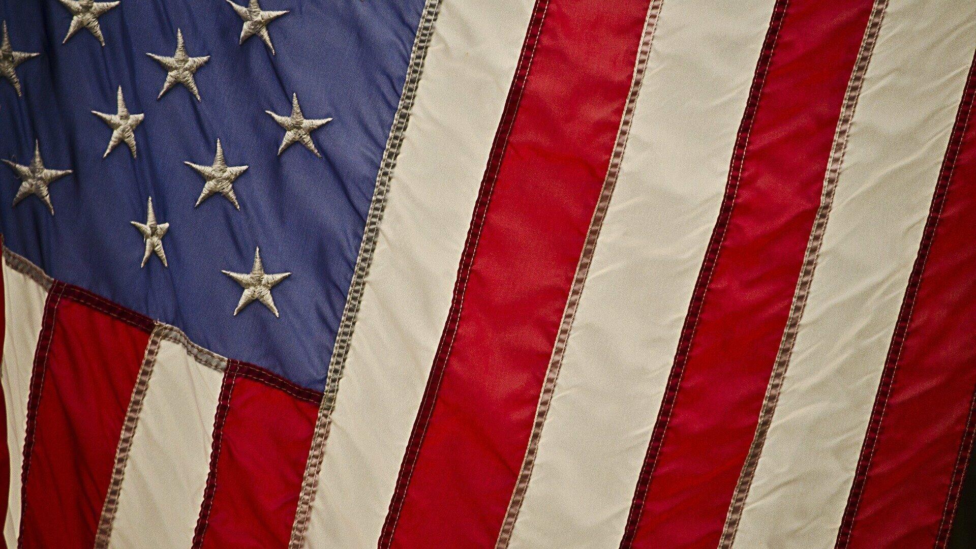 Bandera de EEUU - Sputnik Mundo, 1920, 08.04.2021