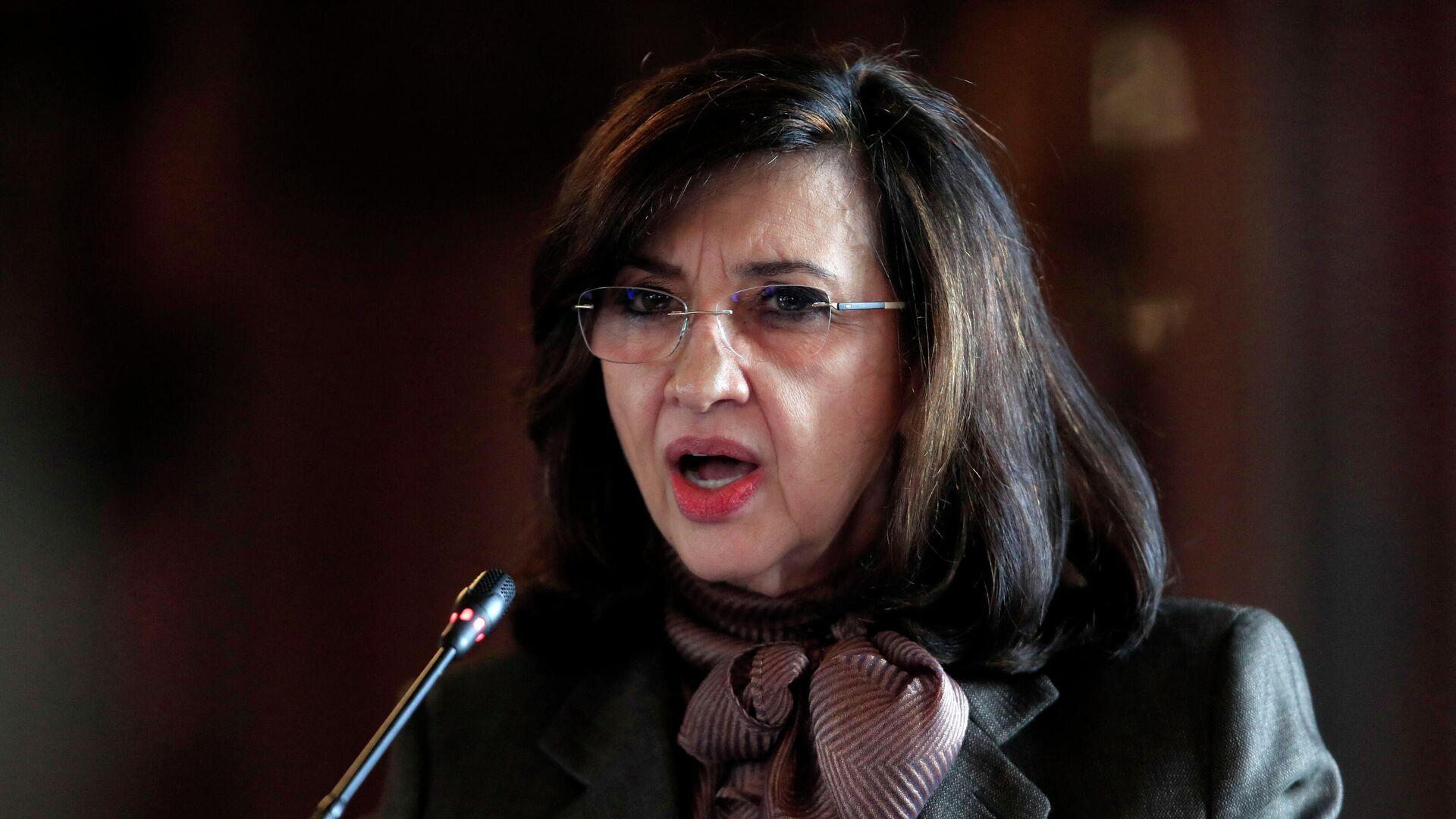 Claudia Blum, canciller de Colombia - Sputnik Mundo, 1920, 09.04.2021