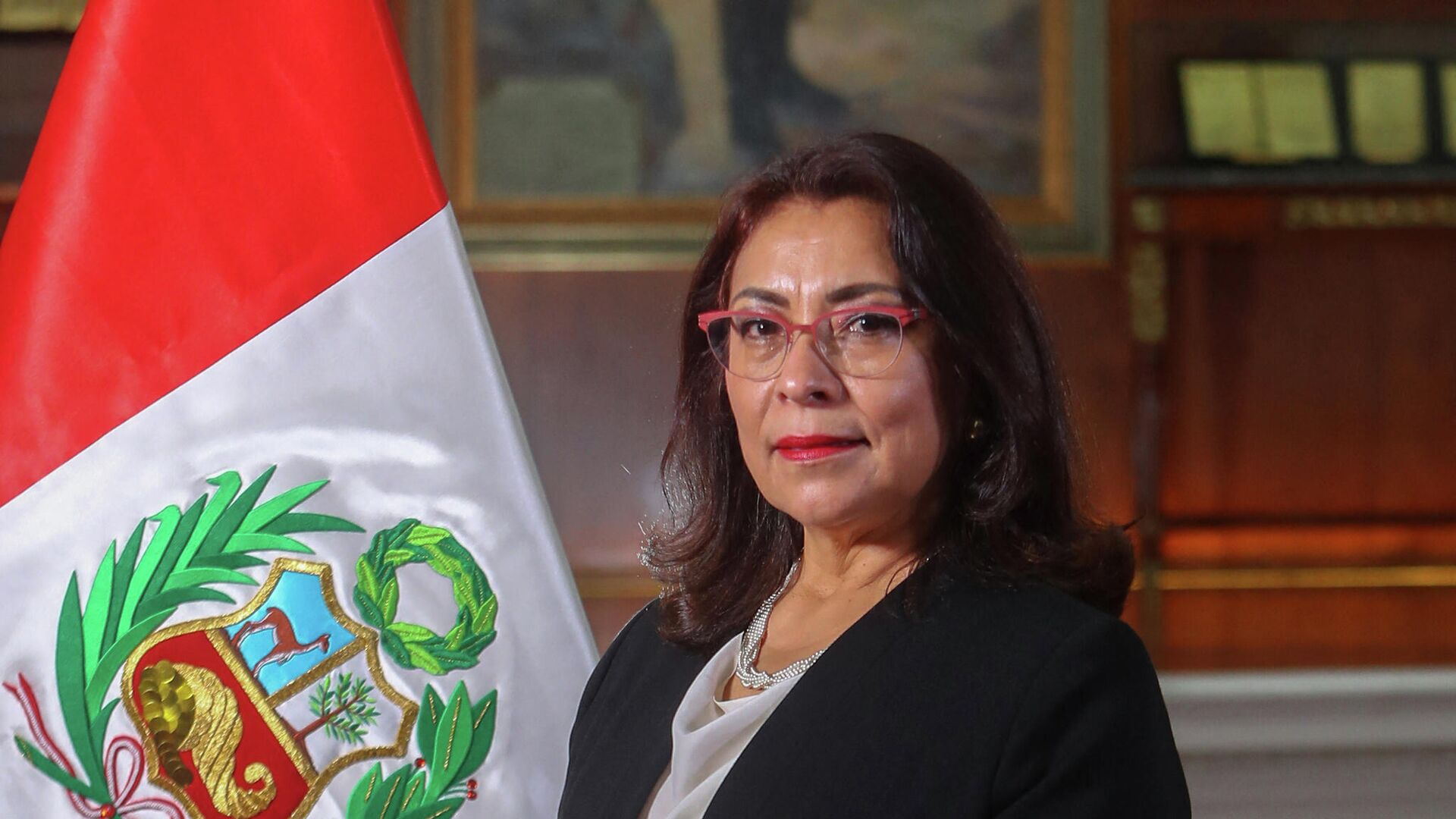 Violeta Bermúdez, primera ministra de Perú - Sputnik Mundo, 1920, 09.04.2021
