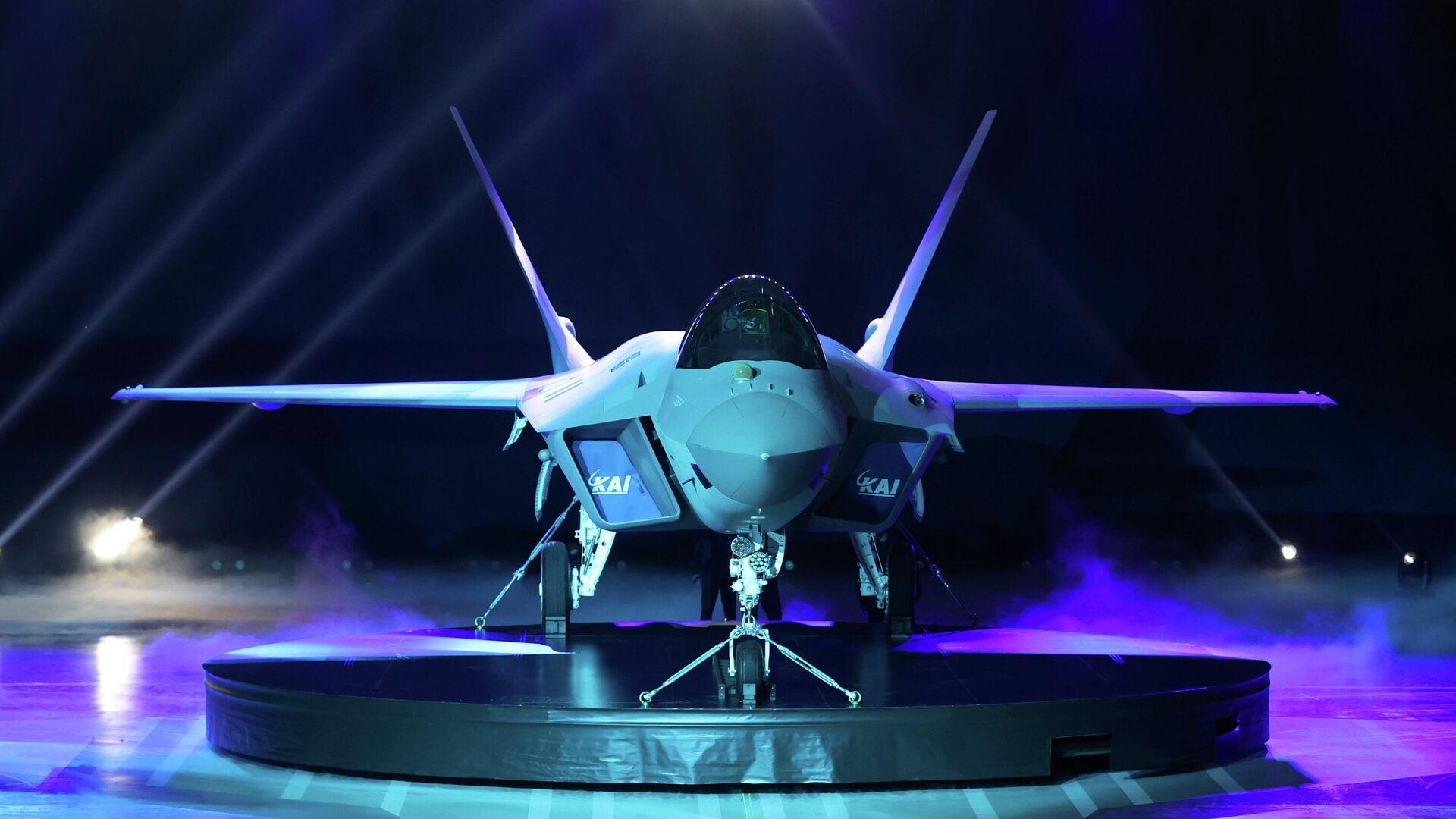 KF-21, el primer caza surcoreano de fabricación nacional - Sputnik Mundo, 1920, 10.04.2021