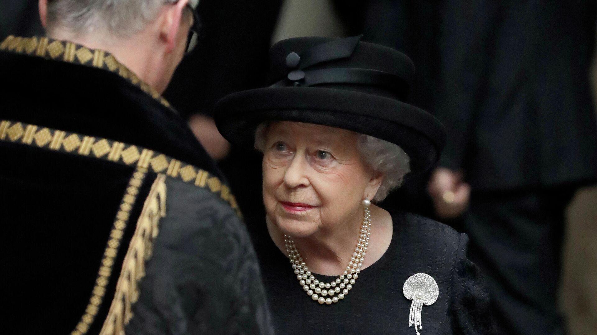 La reina Isabel II, foto de archivo - Sputnik Mundo, 1920, 11.04.2021