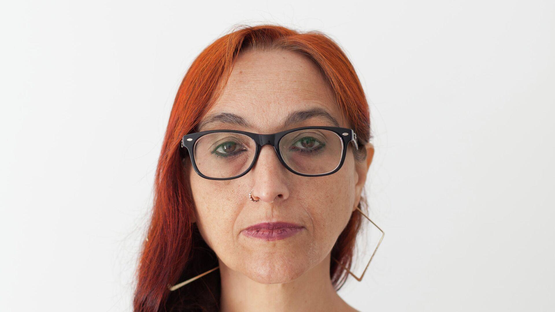 La activista y defensora de los derechos humanos Helena Maleno - Sputnik Mundo, 1920, 12.04.2021
