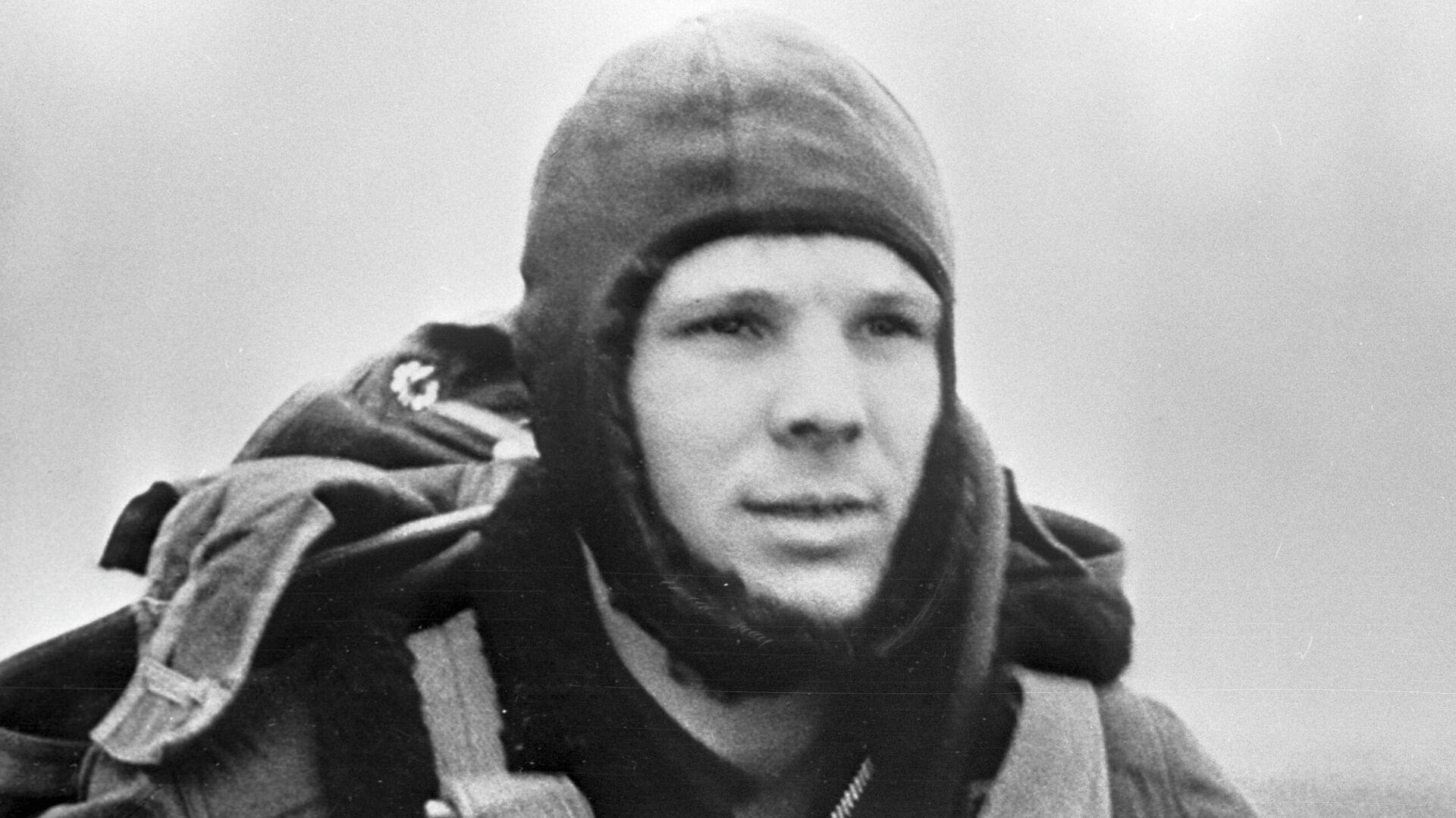 El cosmonauta ruso Yuri Gagarin - Sputnik Mundo, 1920, 12.04.2021