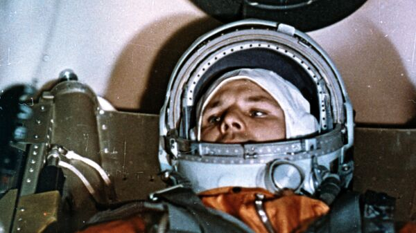 El cosmonauta ruso Yuri Gagarin - Sputnik Mundo