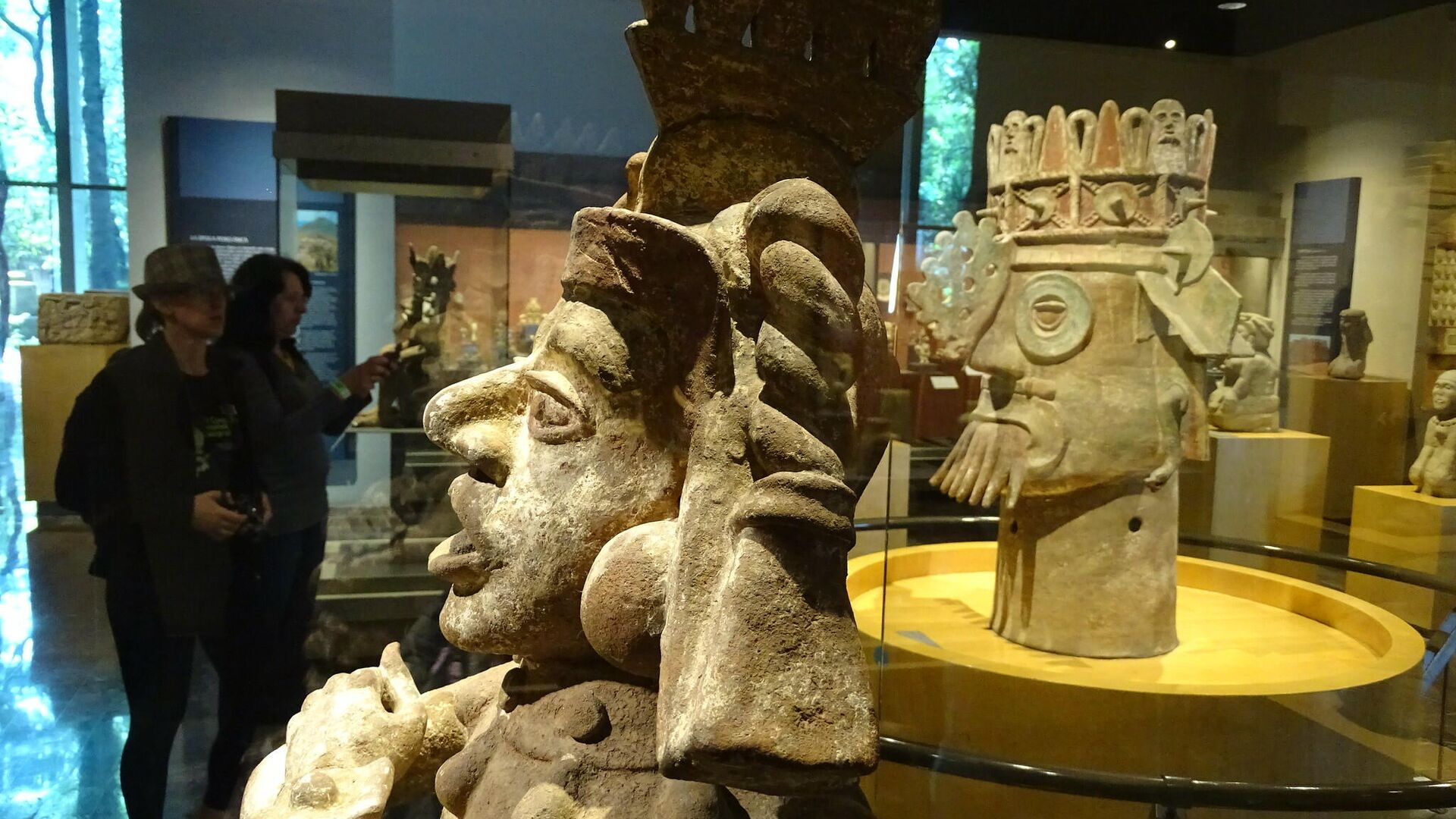 Piezas de la cultura maya (Archivo) - Sputnik Mundo, 1920, 14.04.2021