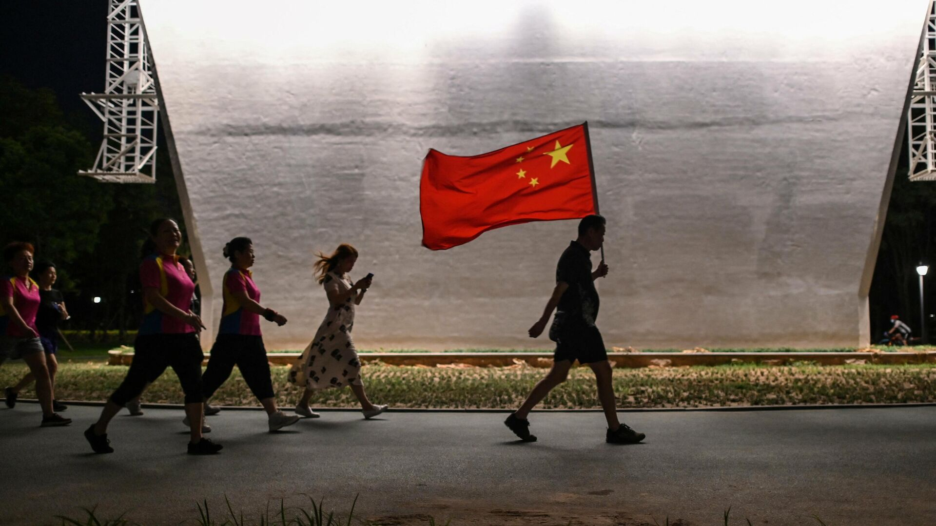 Bandera de China - Sputnik Mundo, 1920, 14.04.2021