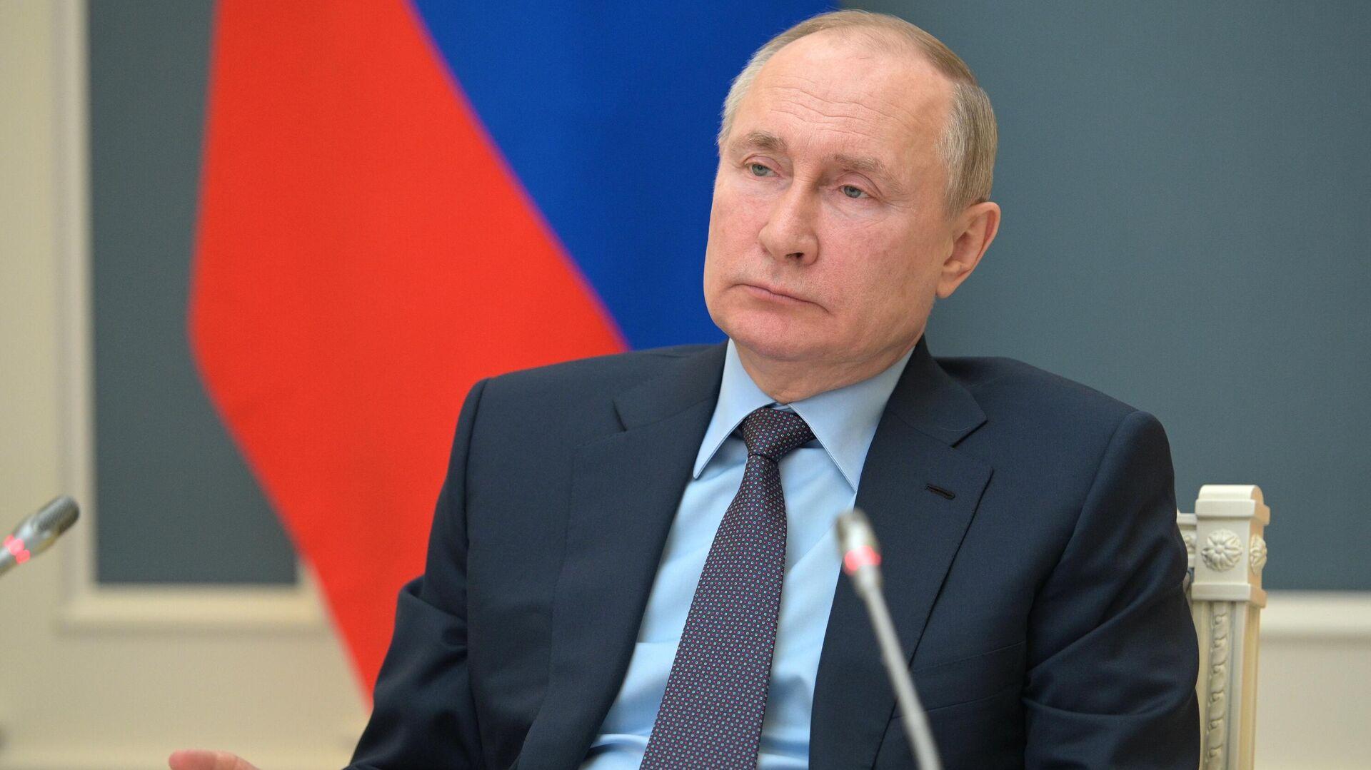 Vladímir Putin, el presidente ruso - Sputnik Mundo, 1920, 30.04.2021