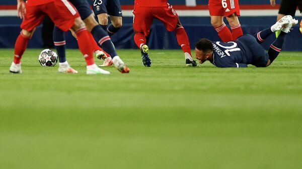 El Bayern de Múnich alemán y el Paris Saint-Germain francés durante cuartos de final de la Champions - Sputnik Mundo