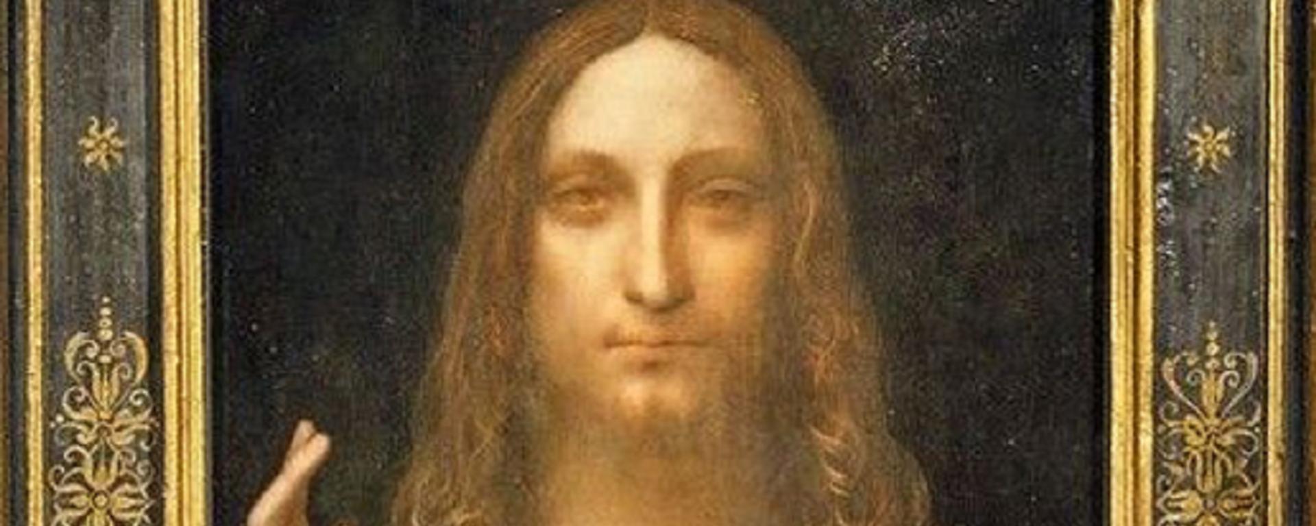 'Salvator Mundi', cuadro atribuido a Leonardo da Vinci - Sputnik Mundo, 1920, 14.04.2021