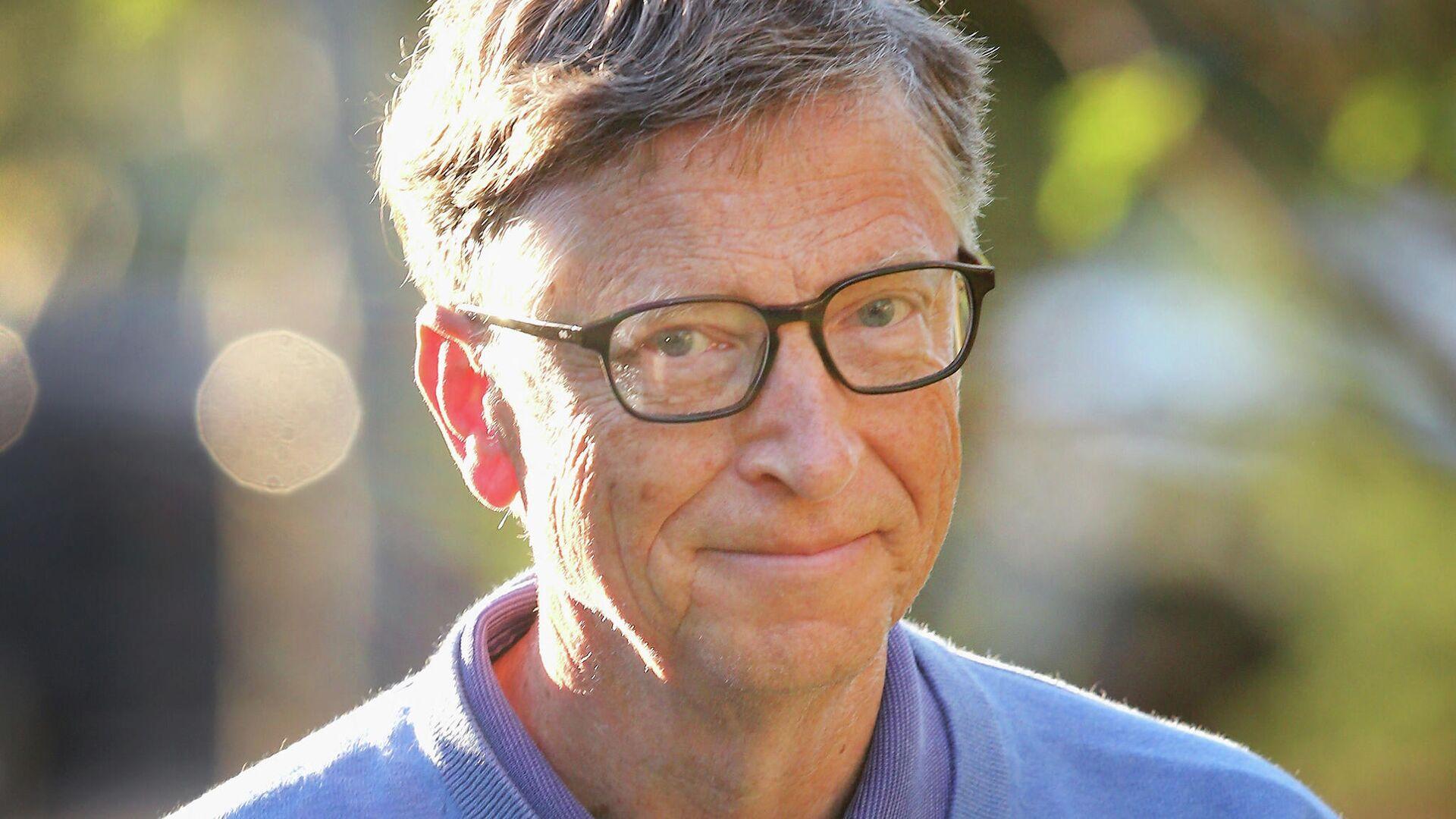 Bill Gates - Sputnik Mundo, 1920, 14.04.2021