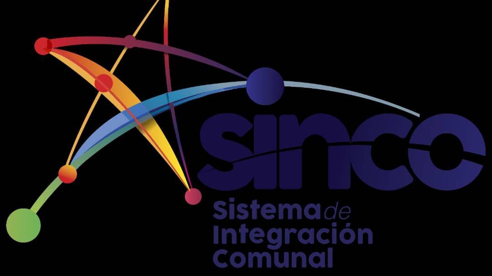 El logo del SINCO - Sputnik Mundo, 1920, 15.04.2021