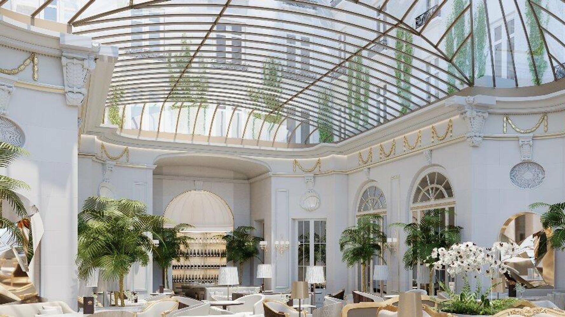 El Hotel Mandarin Oriental Ritz Madrid tras la reforma en 2021 - Sputnik Mundo, 1920, 15.04.2021