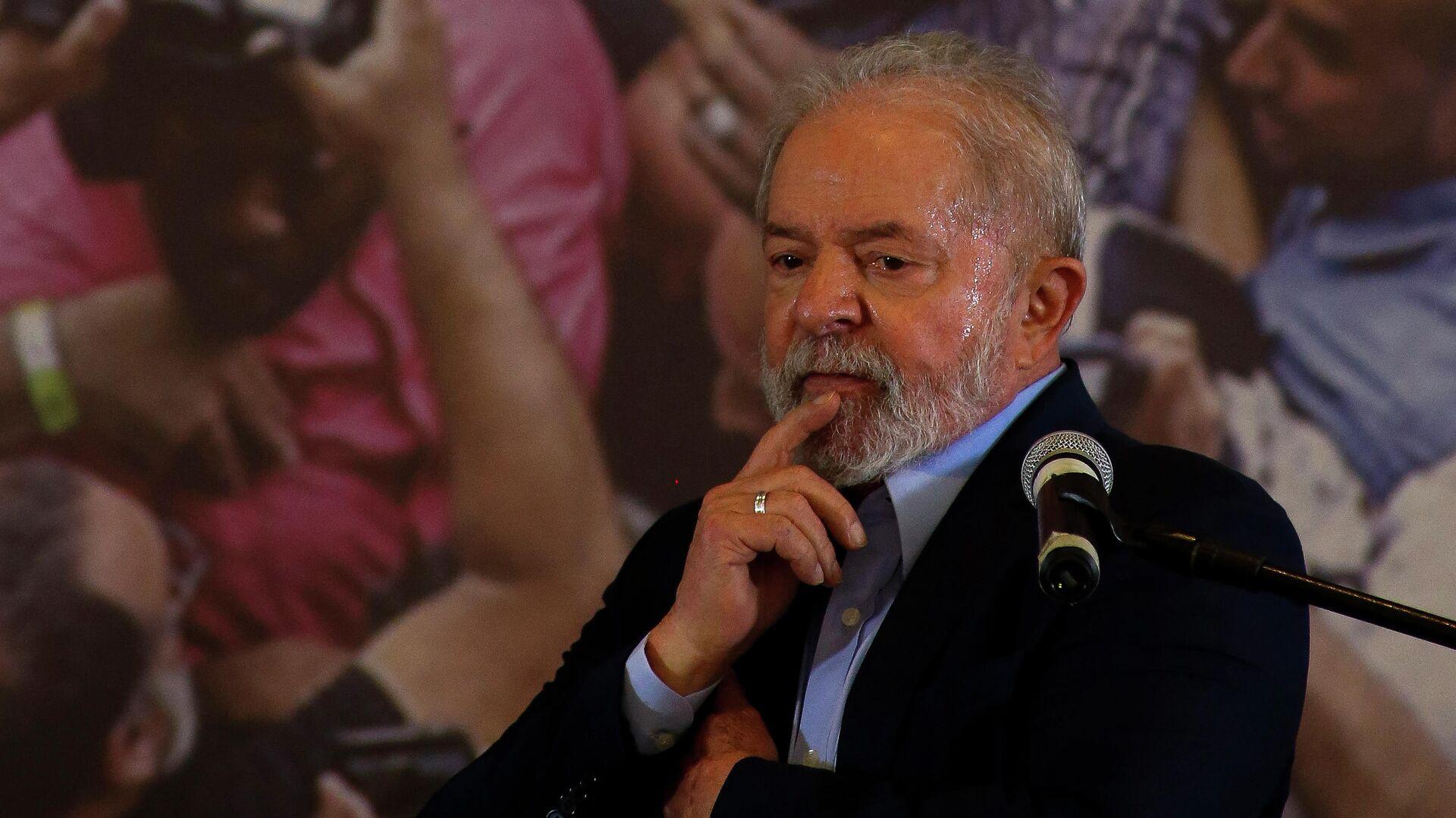 Luiz Inácio Lula da Silva, expresidente de Brasil - Sputnik Mundo, 1920, 15.04.2021