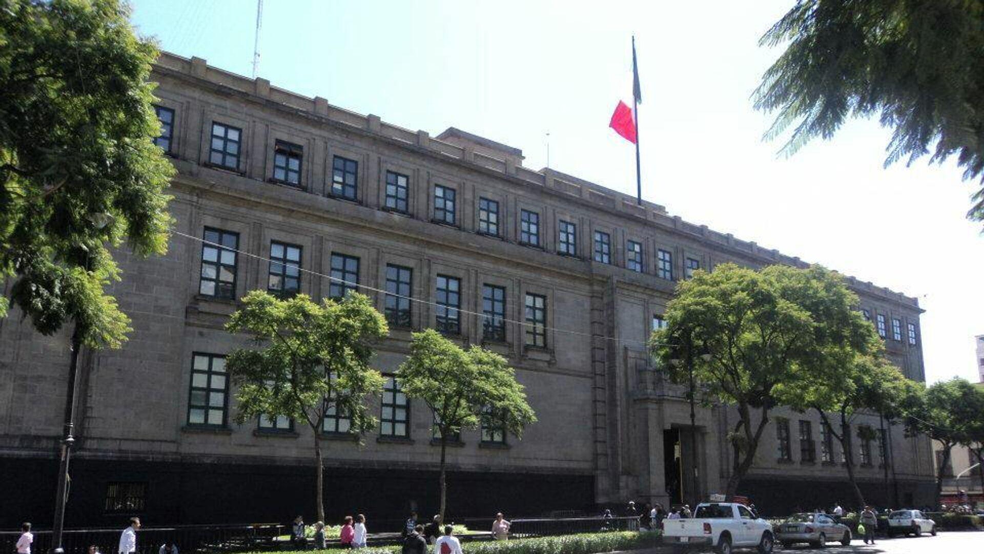 Sede de la Suprema Corte de Justicia de la Nación - Sputnik Mundo, 1920, 16.04.2021