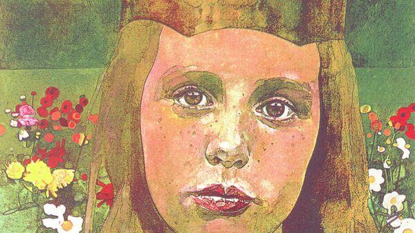 Ilustración de Peter Blake sobre 'Alicia en el país de las maravillas' - Sputnik Mundo