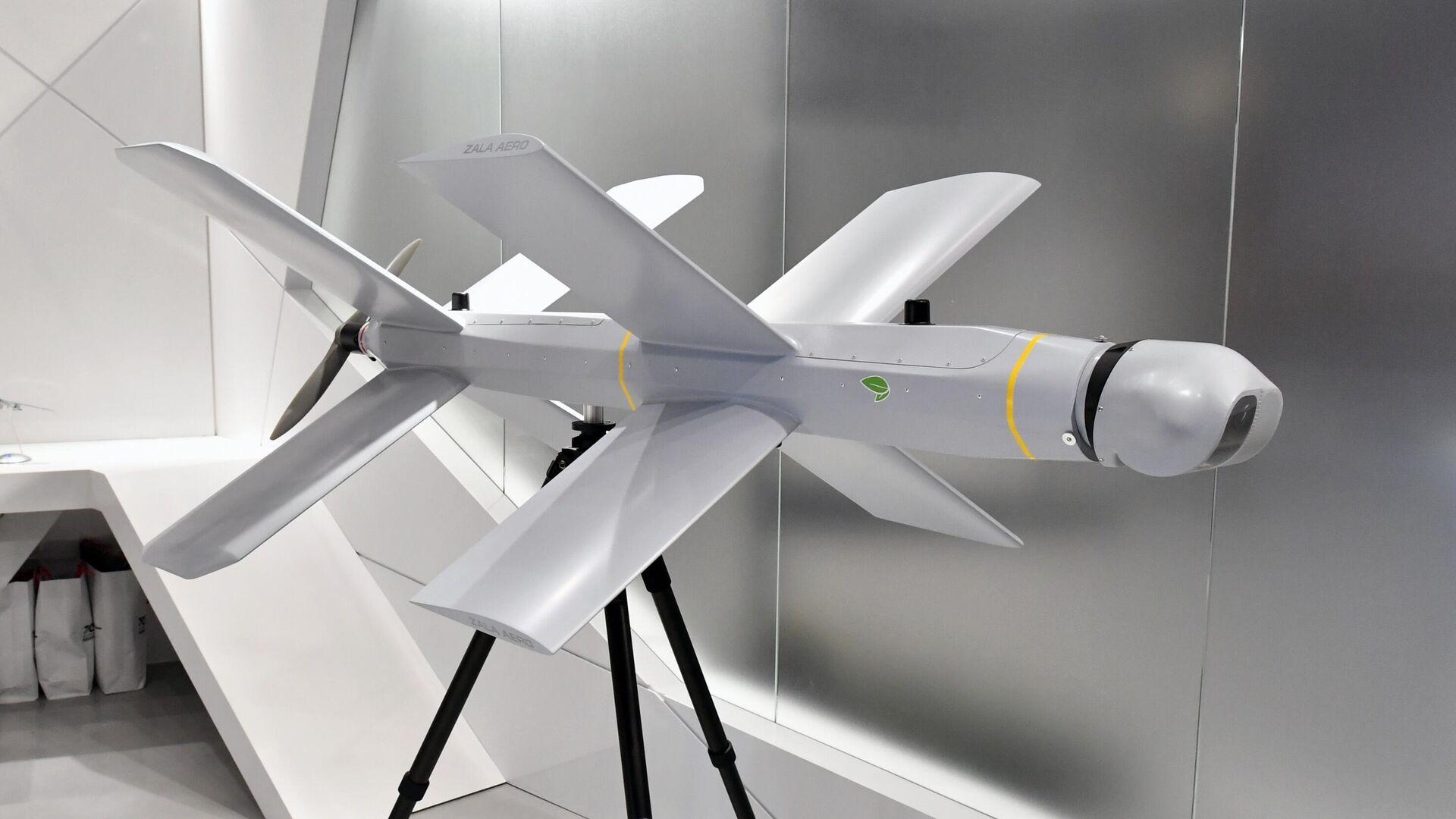Dron kamikaze ruso Lancet - Sputnik Mundo, 1920, 18.04.2021