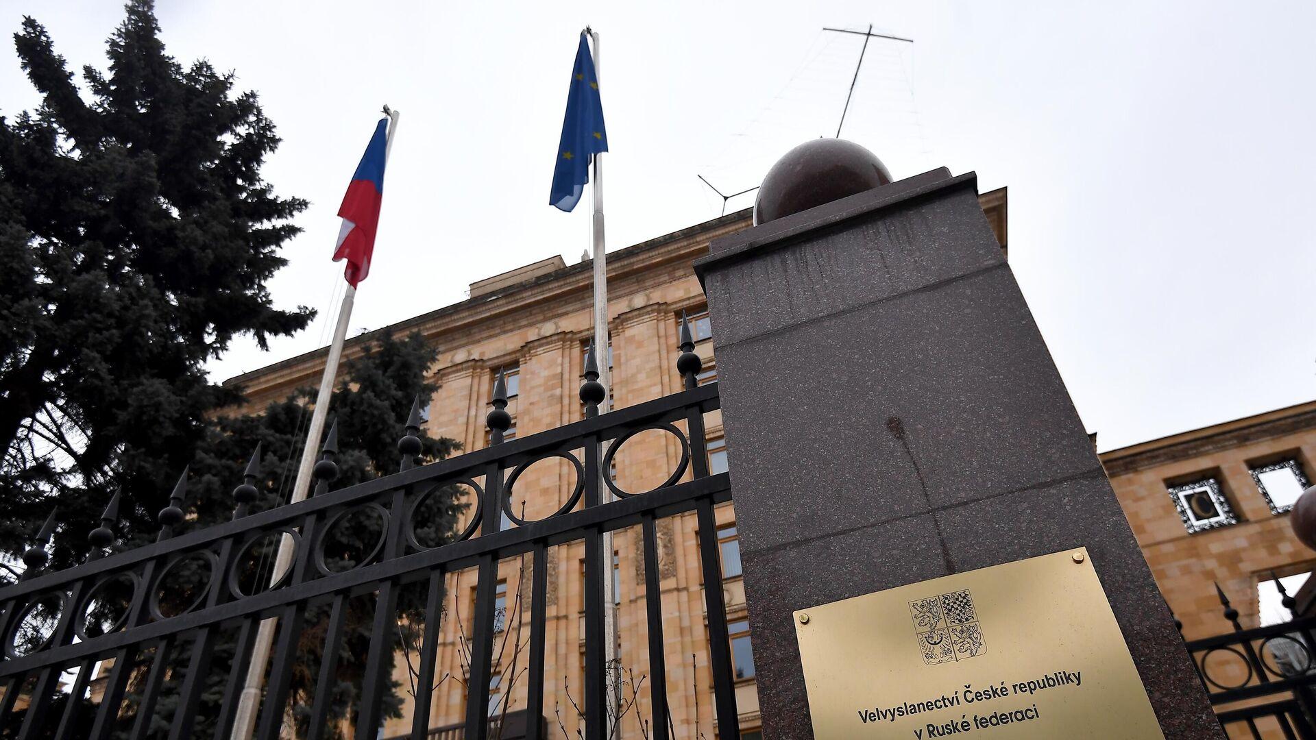 La Embajada de la República Checa en Moscú - Sputnik Mundo, 1920, 19.04.2021