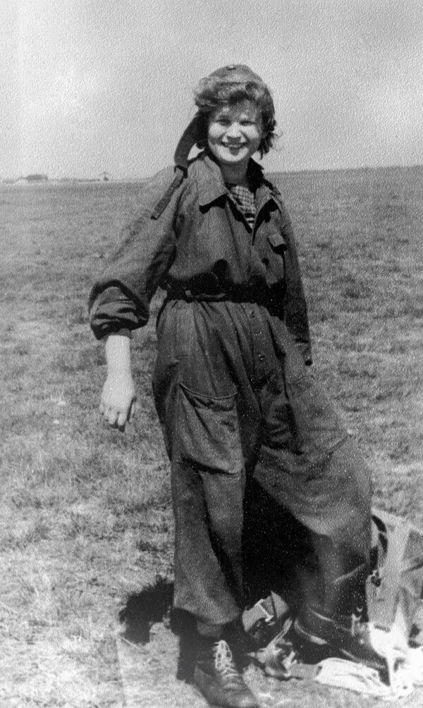 Valentina Tereshkova - Sputnik Mundo