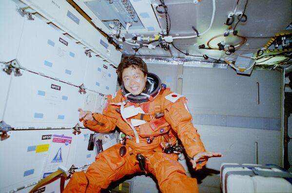 Chiaki Mukai - Sputnik Mundo