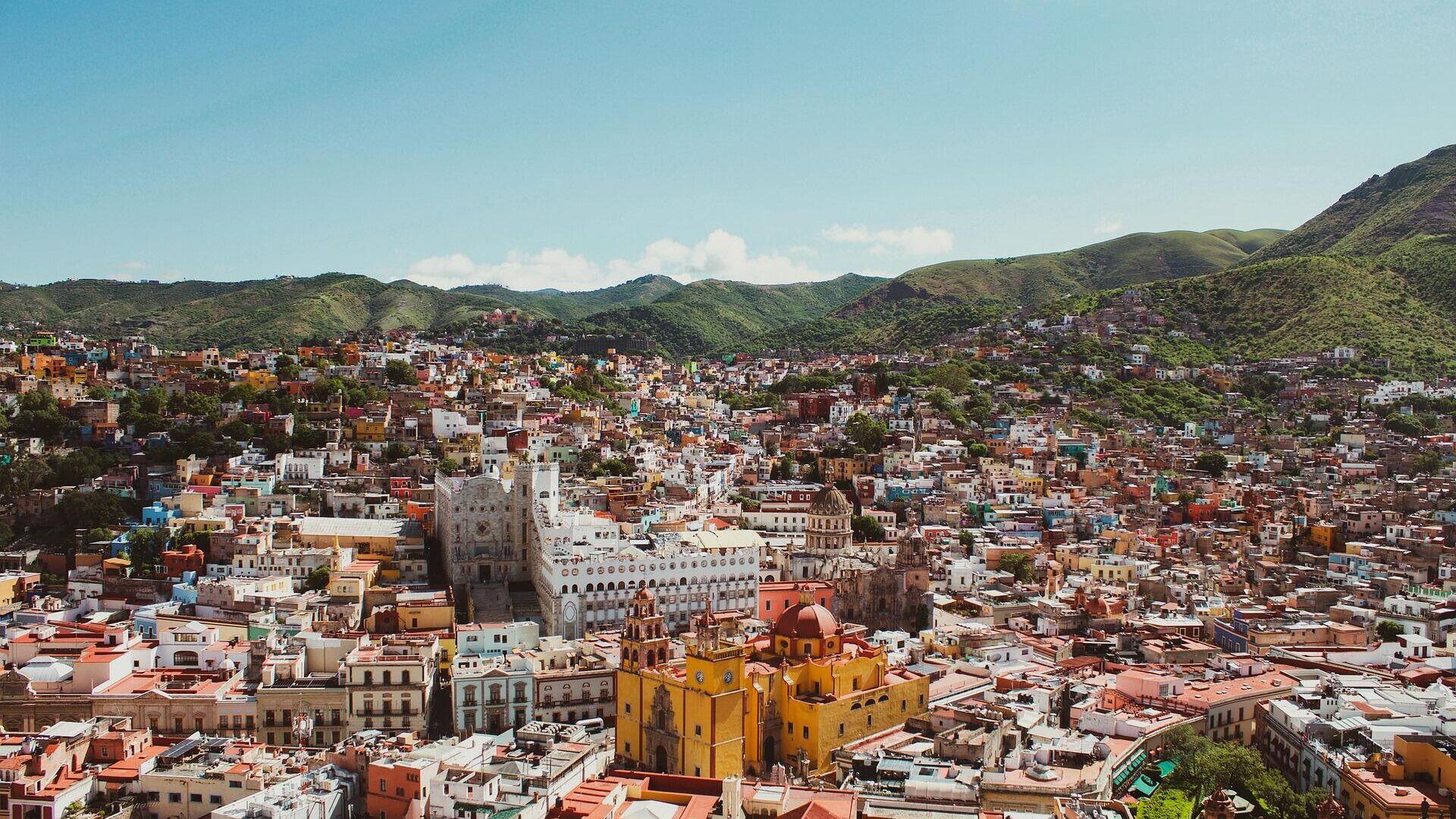 Ciudad de Guanajuato, México - Sputnik Mundo, 1920, 19.04.2021