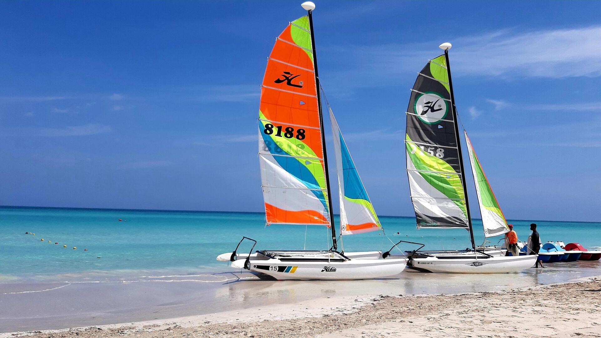 Varadero es una de las 25 mejores playas del mundo - Sputnik Mundo, 1920, 19.04.2021