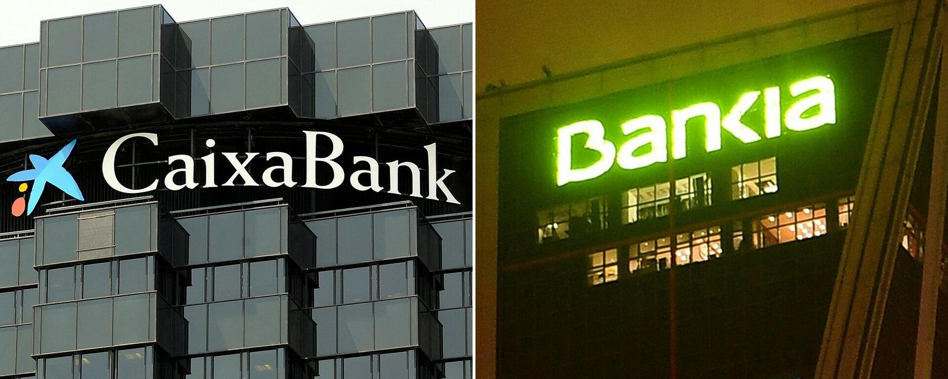 CaixaBank y Bankia se fusionan - Sputnik Mundo, 1920, 06.05.2021