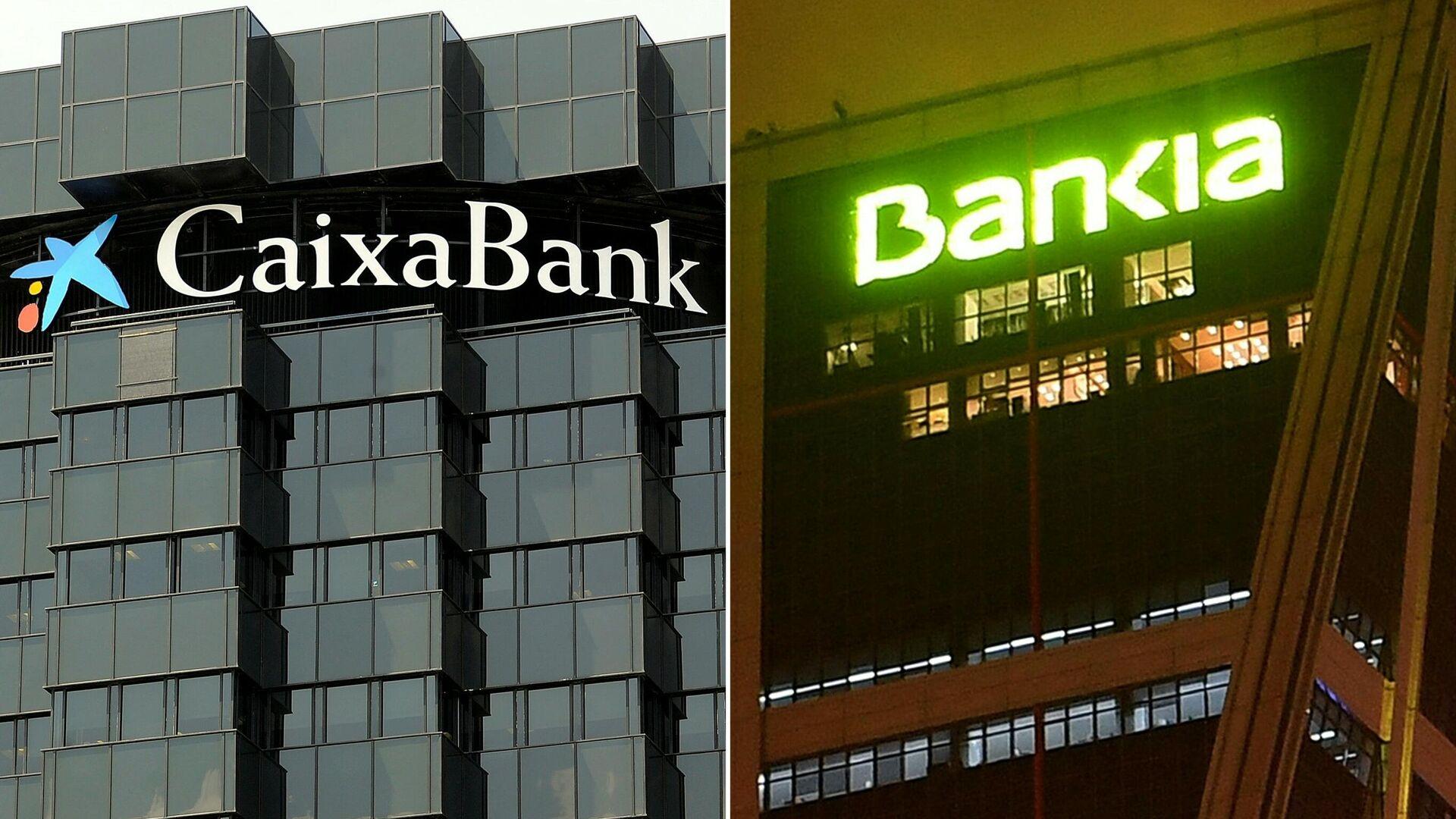 CaixaBank y Bankia se fusionan - Sputnik Mundo, 1920, 20.04.2021