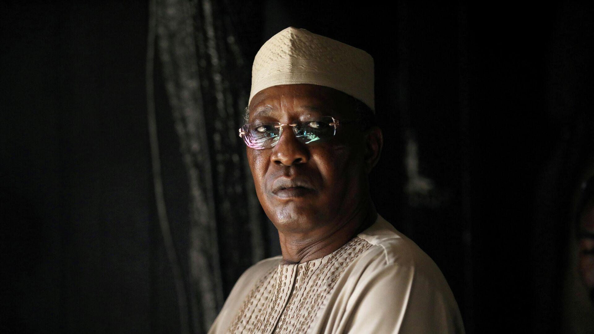 El presidente de Chad, Idriss Deby - Sputnik Mundo, 1920, 20.04.2021