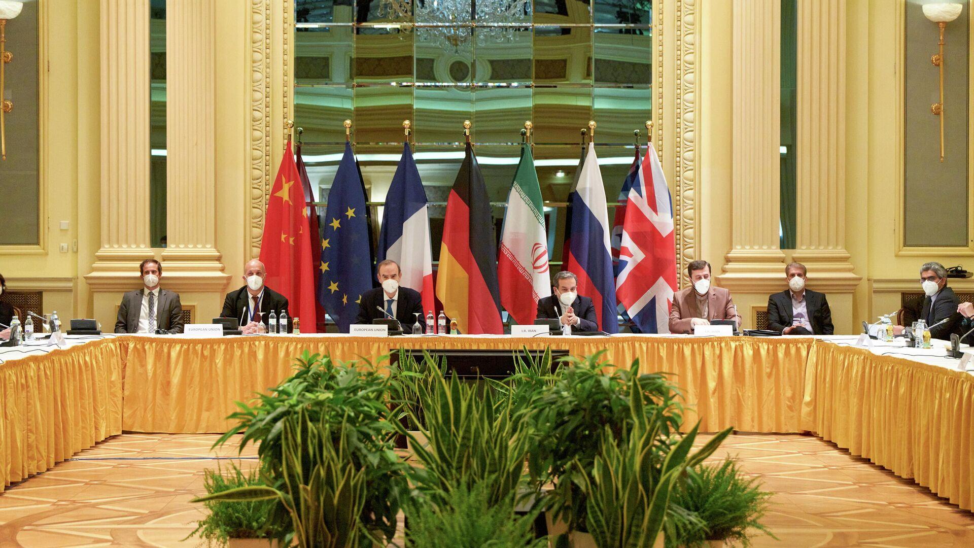 La reunión de la Comisión Conjunta del PAIC en Viena - Sputnik Mundo, 1920, 20.04.2021