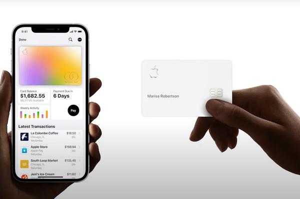 La tarjeta Apple Card - Sputnik Mundo
