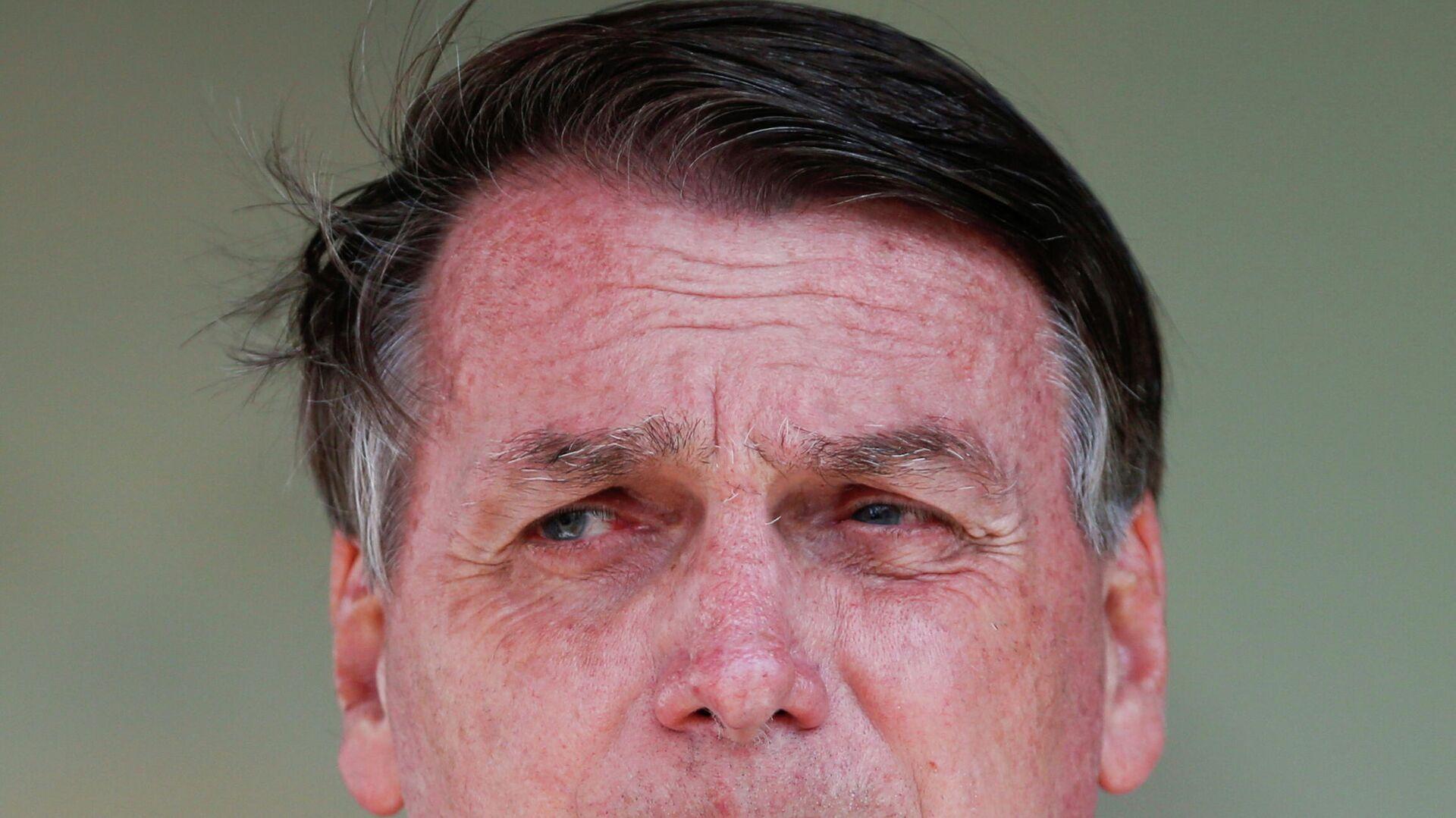 Jair Bolsonaro, presidente de Brasil - Sputnik Mundo, 1920, 20.04.2021