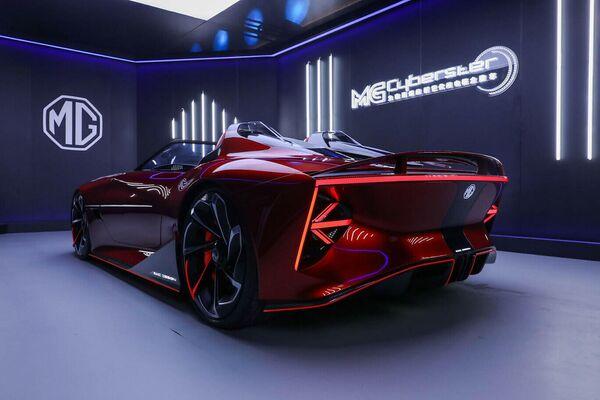 El superdeportivo MG Cyberster - Sputnik Mundo