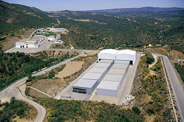 La Planta de El Cabril de Hornachuelos, España - Sputnik Mundo