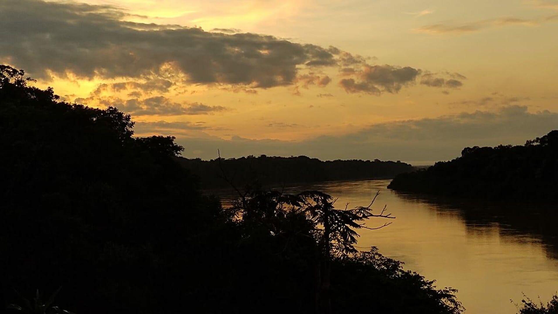 El río Orinoco atraviesa el Vichada - Sputnik Mundo, 1920, 21.04.2021
