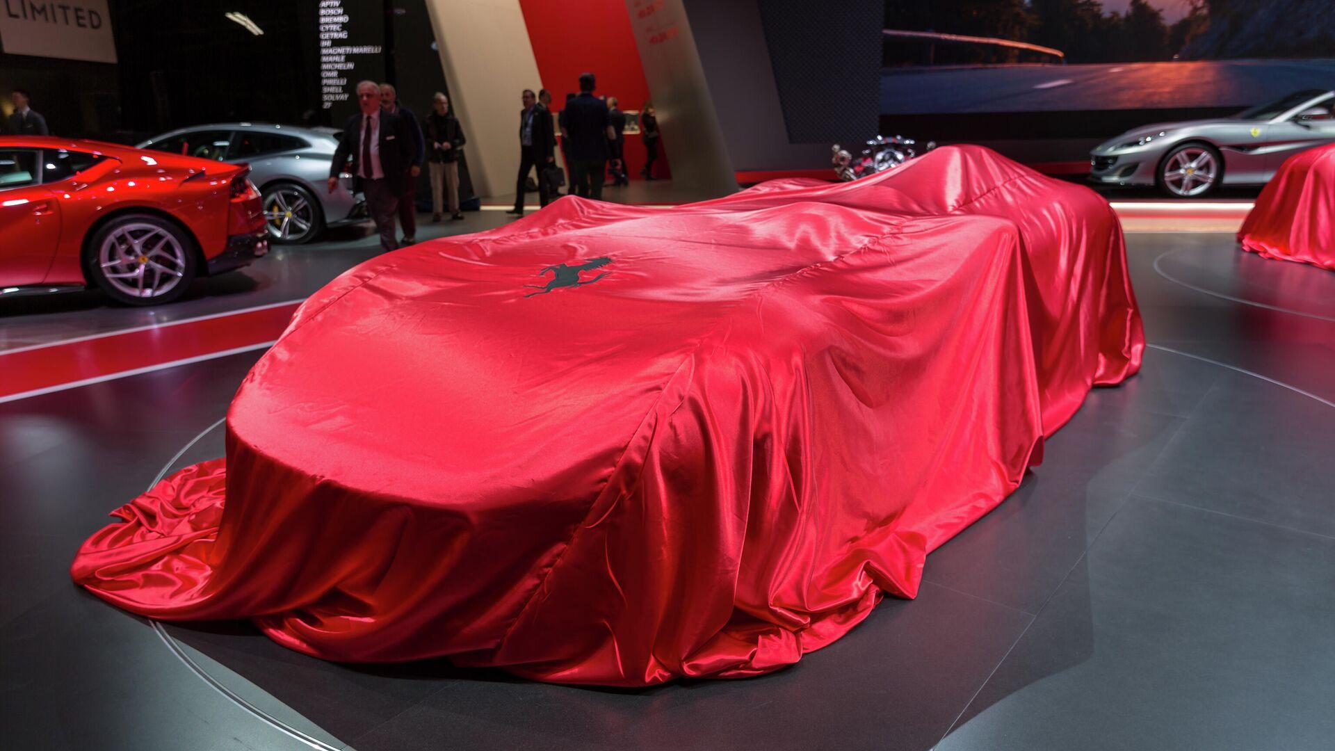 Ferrari Monza SP1 2019 - Sputnik Mundo, 1920, 22.04.2021