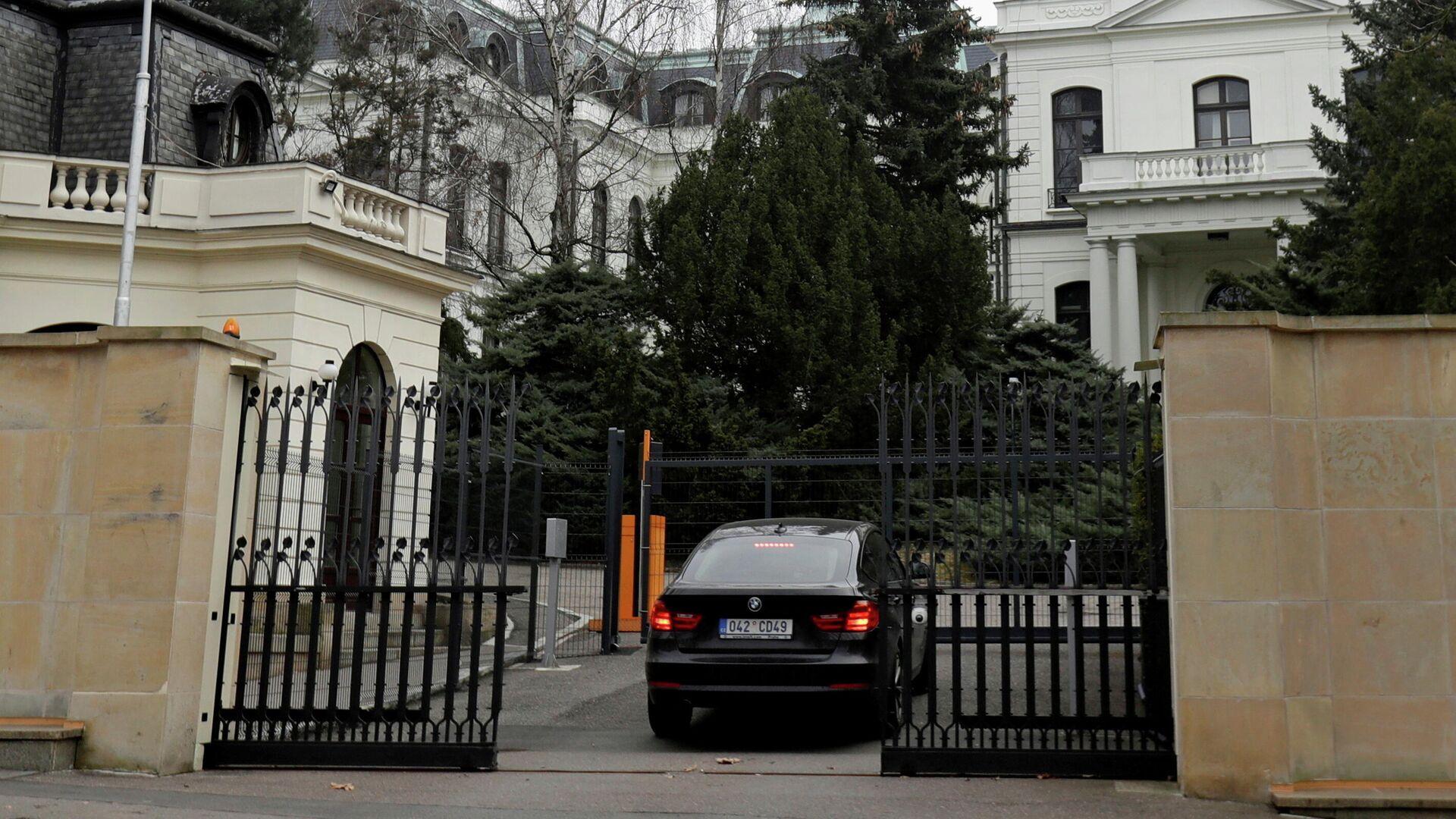 La Embajada rusa en Praga, República Checa - Sputnik Mundo, 1920, 22.04.2021