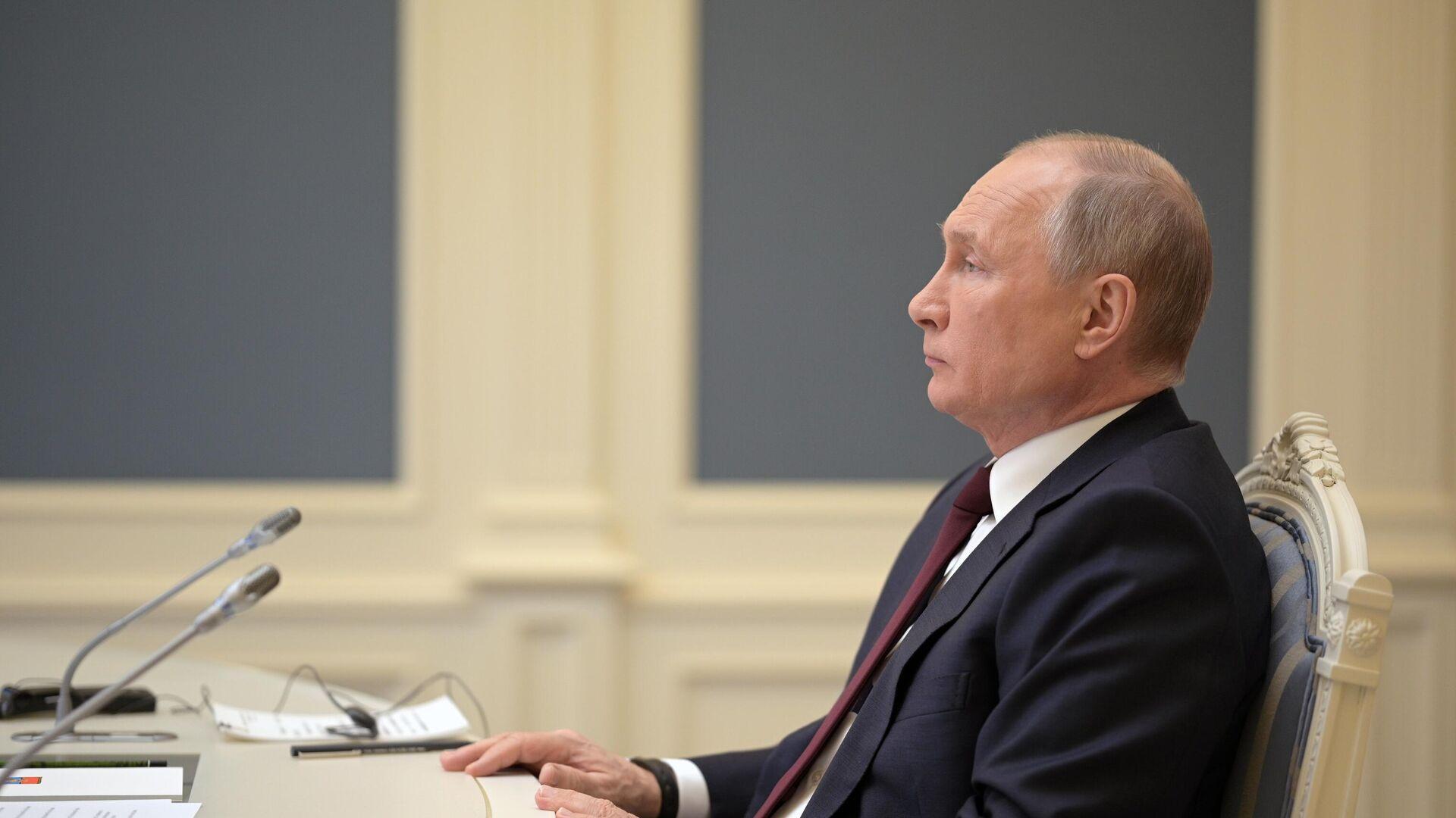 Vladímir Putin, presidente de Rusia - Sputnik Mundo, 1920, 22.04.2021